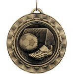 Soccer Spin 360 Series Medal Awards