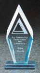 Arrowhead Acrylic Award Achievement Awards
