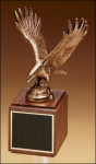 Fully Modeled Antique Bronze Eagle Casting Achievement Awards