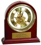 Grand Piano Arch Clock Boss Gift Awards