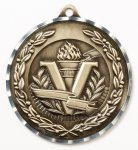 Diamond Cut Medal - Victory Diamond Cut Medal Awards