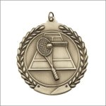 Die Cast Medal - Tennis Die Cast Medal Awards