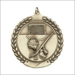 Die Cast Medal - Hockey Die Cast Medal Awards