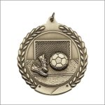 Die Cast Medal - Soccer Die Cast Medal Awards