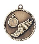 High Relief Medal -Track High Relief Medallion Awards