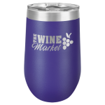 Polar Camel Stemless Tumbler -Purple Insulated Tumblers - 16oz