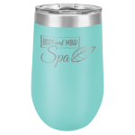 Polar Camel Stemless Tumbler -Teal Insulated Tumblers - 16oz
