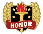 Honor Pin Lapel Pins