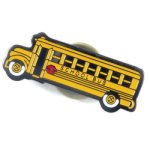 School Bus Lapel Pin Lapel Pins
