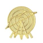Archery Chenille Pin Lapel Pins