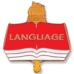 Language Lapel Pin Lapel Pins