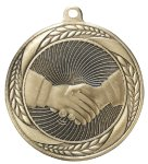 Laurel Medal - Handshake Laurel Medal Awards
