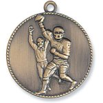 Football Medal Bronze M90/M91 Series Medal Awards