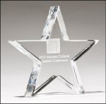 Constellation Series Crystal Award Paper Weights