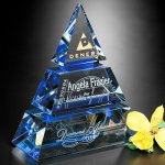 Accolade Indigo Pyramid Sales Awards