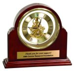 Grand Piano Step-Arch Clock Sales Awards