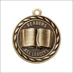 Scholastic Medal - Readers Are Leaders Scholastic Medal Awards