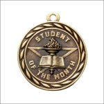 Scholastic Medal - Student of the Month Scholastic Medal Awards