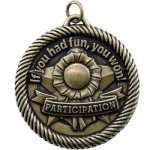 If You Had Fun You Value Medal Awards