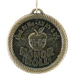 A/B Honor Roll (Apple) Value Medal Awards