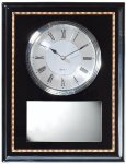 Wall/Desk Plaque Clock Award Wall Clock Plaques
