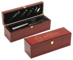 Rosewood Single Bottle Wine Box Wine Gifts