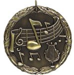 Music XR Series Medal Awards